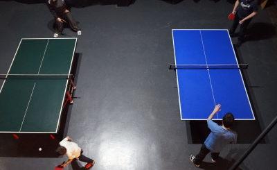 Rekreiraj se uz stolni tenis u Klubu mladih