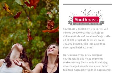 Youthpass nagrađuje!