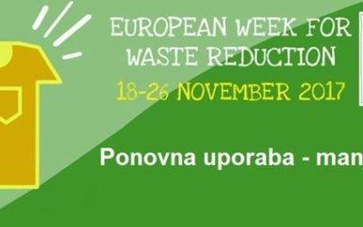 Europski tjedan smanjenja otpada