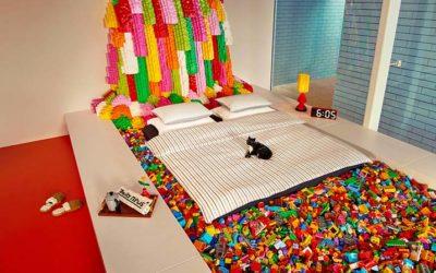 Osvojite noćenje u LEGO kući u Danskoj