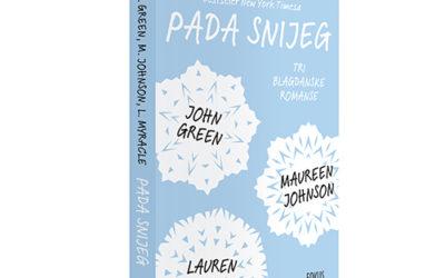 Recenzija knjige: PADA SNIJEG: tri blagdanske romanse