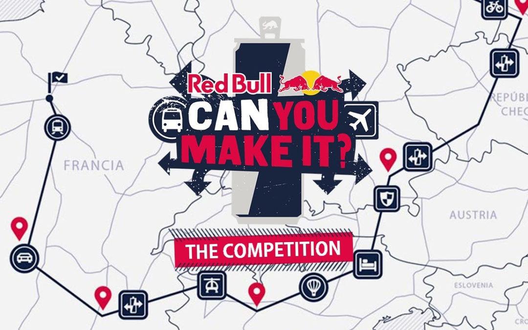 Uz Red Bull putuješ besplatno!