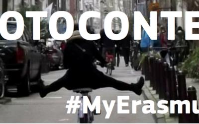 Foto-natječaj: Što za tebe znači + u Erasmus+?