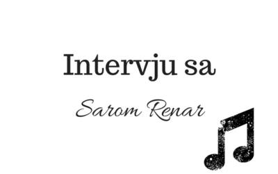 "Sara Renar: ""Svaki format je ograničenje, ali i izazov kojeg treba prevladati"""