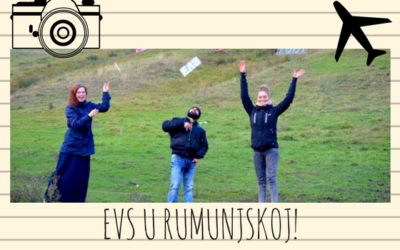 "EVS projekt ""Volunteer to grow"""
