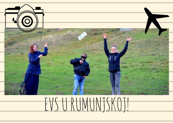 """EVS projekt """"Volunteer to grow"""""""