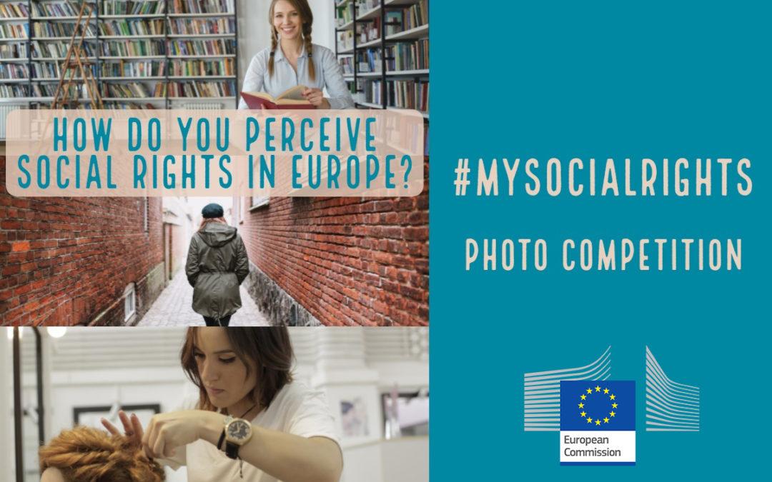 #MySocialRights- foto natječaj
