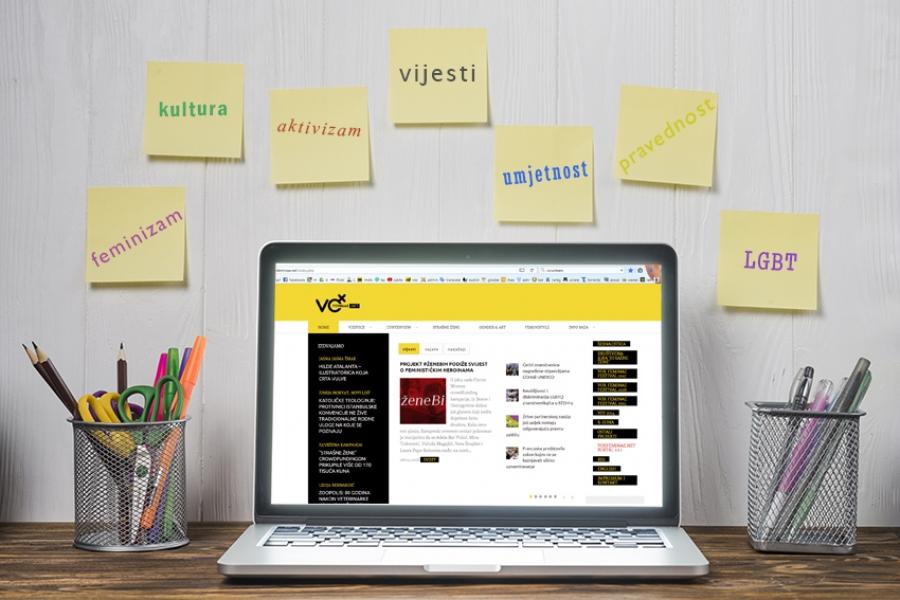 Prijave za edukaciju i volontiranje na Voxfeminae!