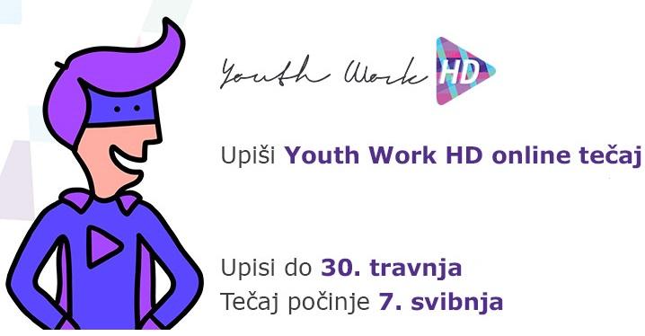 Online edukacija za youthworkere