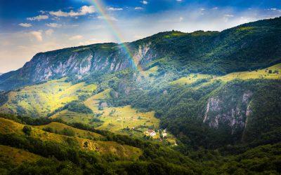 Trening za mlade pustolove u Rumunjskoj