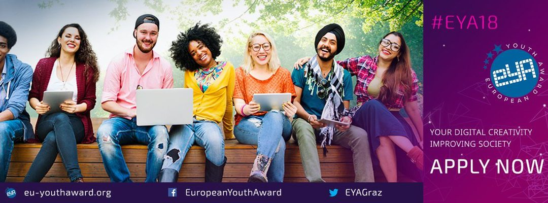 Vaš projekt za European Youth Award!