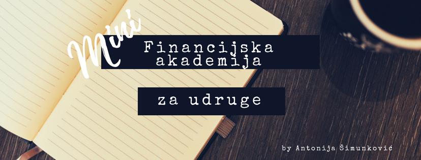 [ONLINE] Besplatna financijska akademija za udruge
