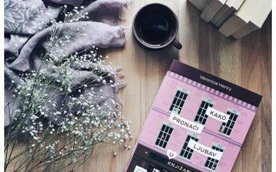 Recenzija:  Kako pronaći ljubav u knjižari – Veronica Henry