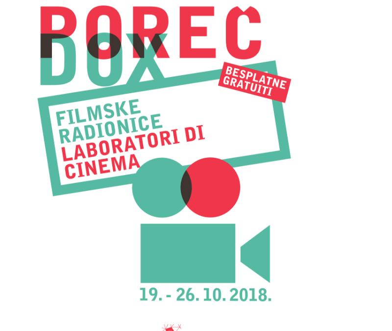Filmske radionice u sklopu Poreč DOX festivala