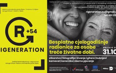 Projekt RIGENERATION