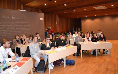 Održano natjecanje Euroscola za srednje škole Istarske županije