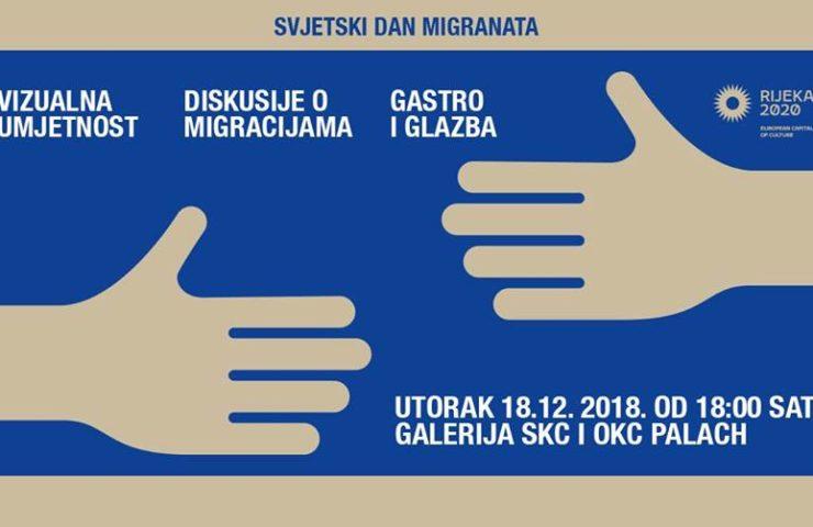 Proslava Svjetskog dana migranata u Rijeci