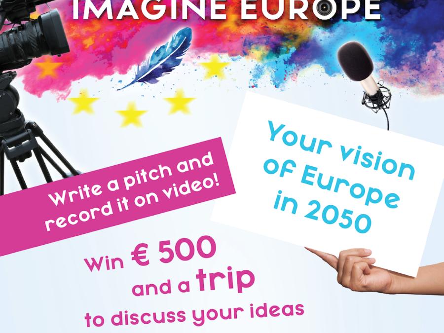 Otvoren natječaj za Imagine Europe