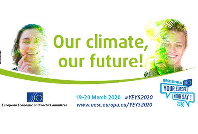"""Prijavi se na događanje """"Tvoja Europa, tvoje mišljenje"""" 2020."""