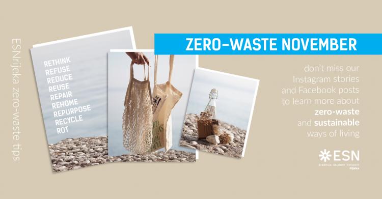 Studeni u znaku Zero waste-a