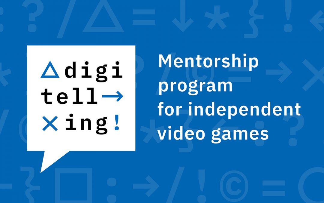 DigiTelling – ispričaj priču videoigrom