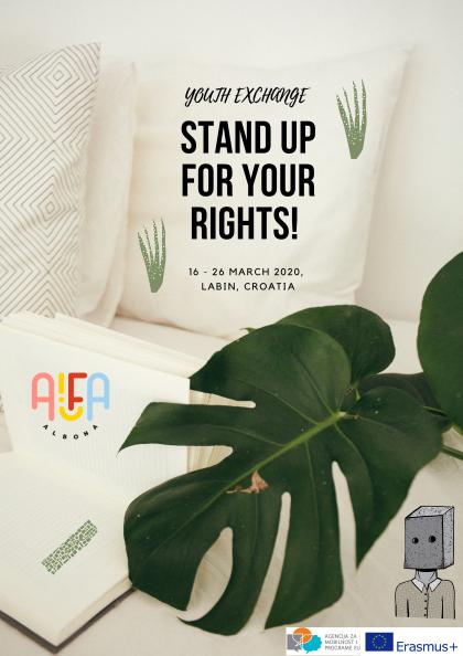Alfa Albona domaćin razmjene mladih na temu ljudskih prava