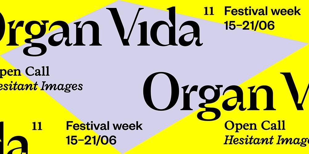 Prijavi se na 11. Organ Vida Festival