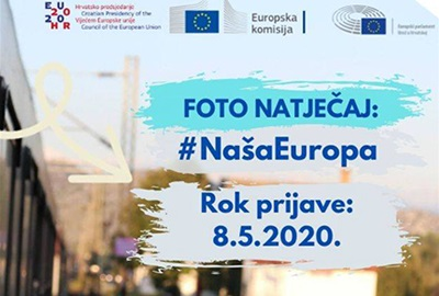 Obilježi Dan Europe uz foto natječaj #našaEuropa