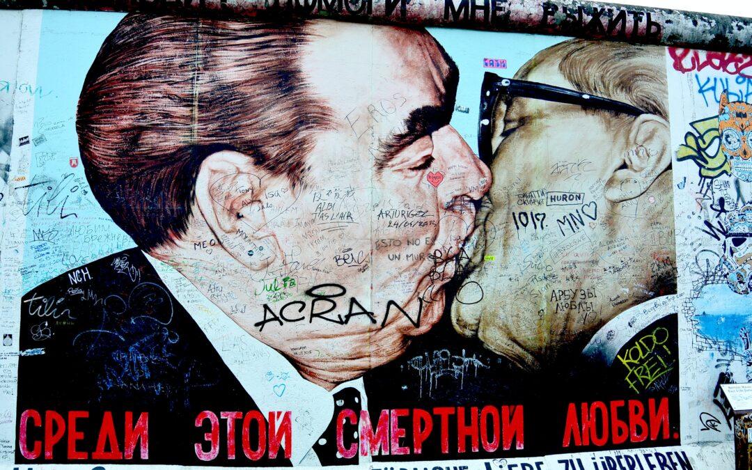 Uključi se u obilježavanje 30. godišnjice pada berlinskog zida