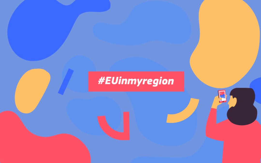 Podijeli svoju priču na #EUinmyregion 2020