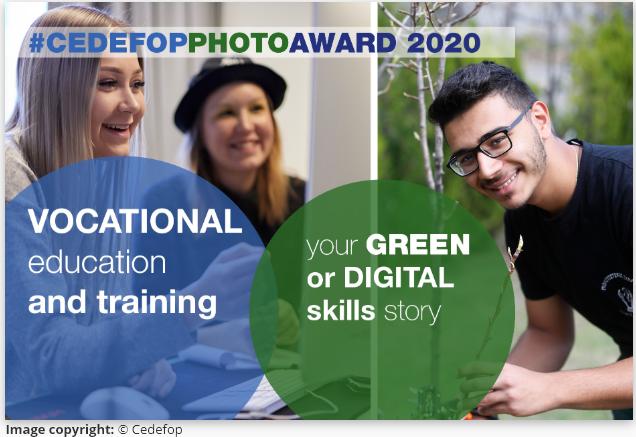 Prijavi fotopriču o zelenim ili digitalnim vještinama i osvoji nagradu