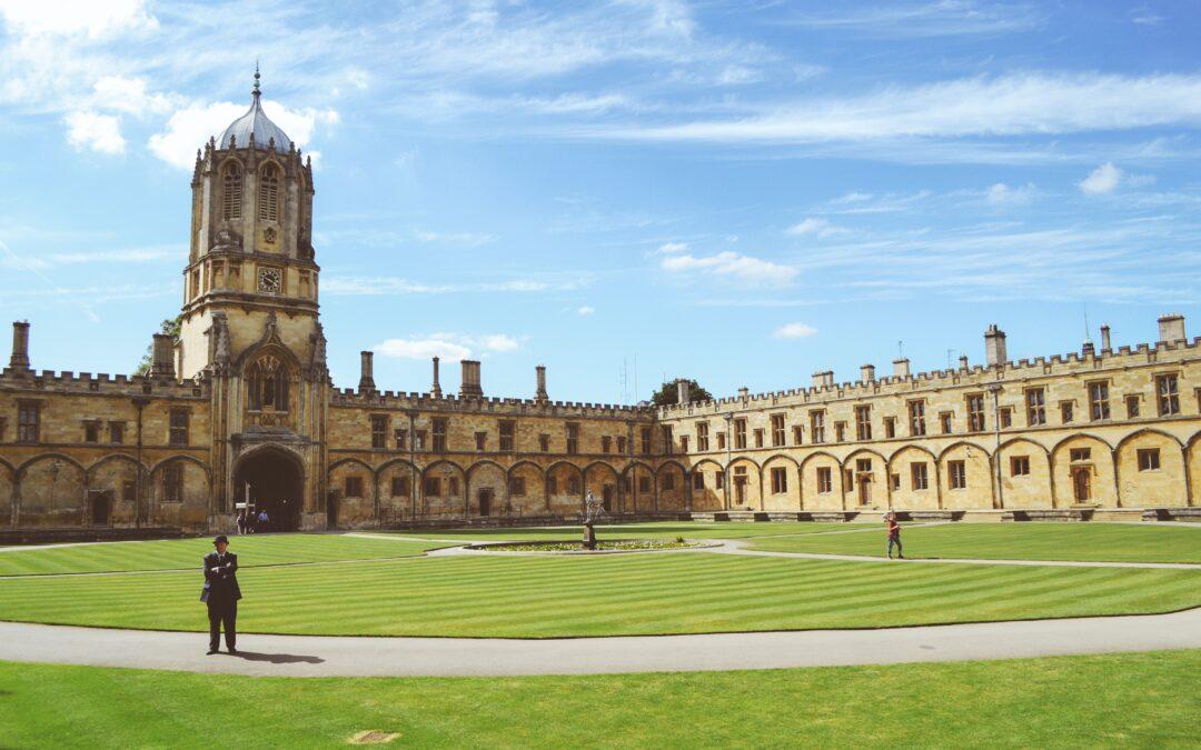 Napiši esej, osvoji novčanu nagradu i posjet Oxfordu