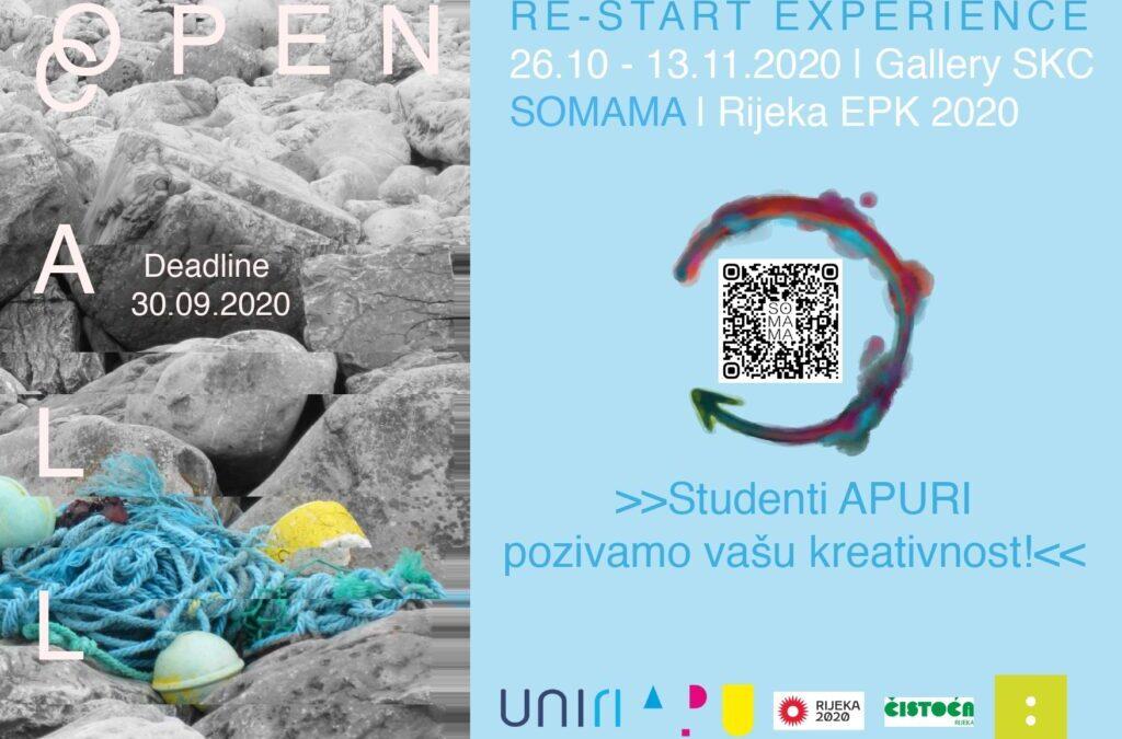 """Progovori o zaštiti okoliša uz """"Re-Start Experience"""""""