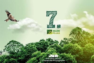Otvorene prijave za Zeleni pojas 2020.!