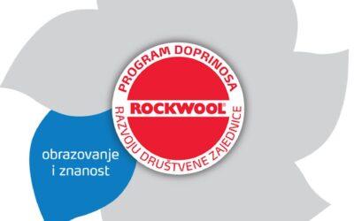 Prijavi se za Rockwool-ovu stipendiju
