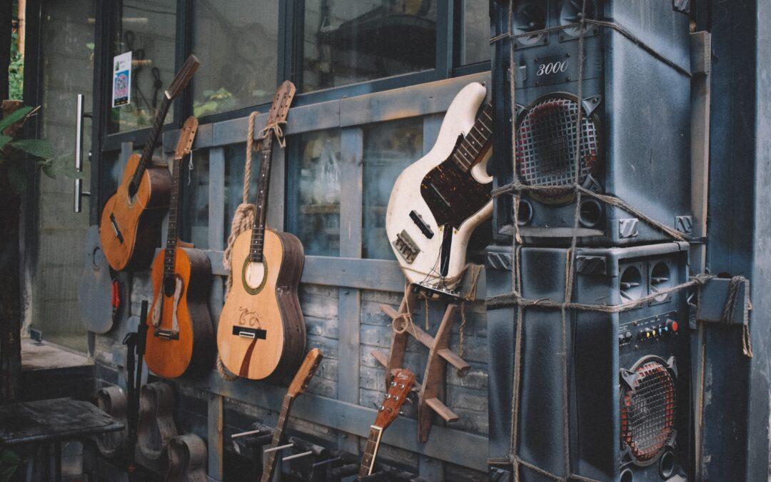 Kako izraditi gitaru?