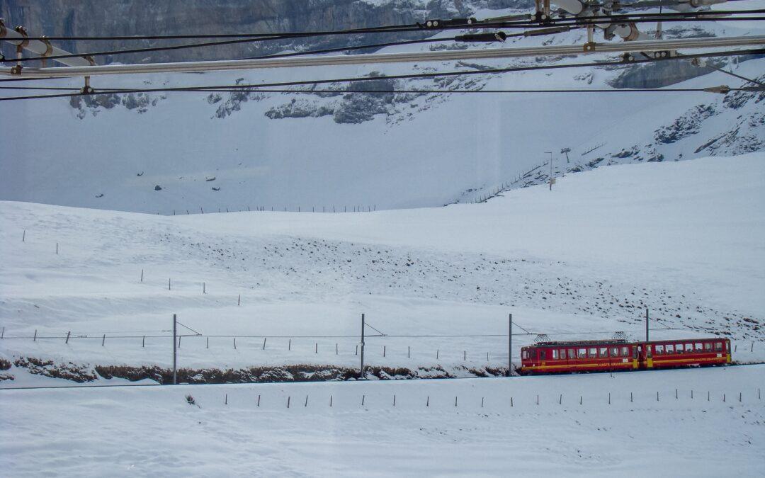 Najbolje zimske rute vlakom