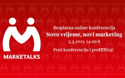 Pulski studenti organiziraju online konferenciju MARKETALKS