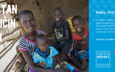 Kupi čestitku za Majčin dan i pomogni gladnoj djeci