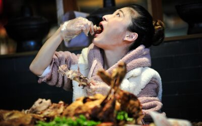 Kina u borbi protiv bacanja hrane