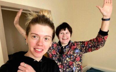Mlada Ruskinja želi posvojiti prijateljicu