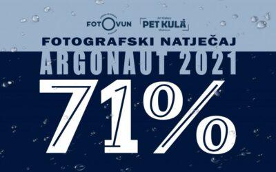 Otvorene prijave za foto-natječaj Argonaut 2021