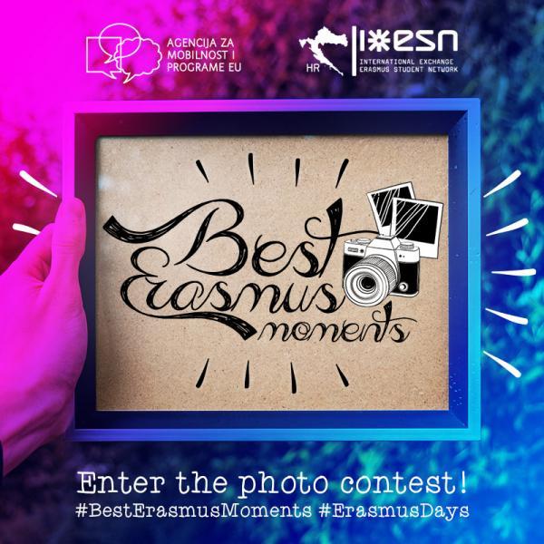 Natječaj #BestErasmusMoments