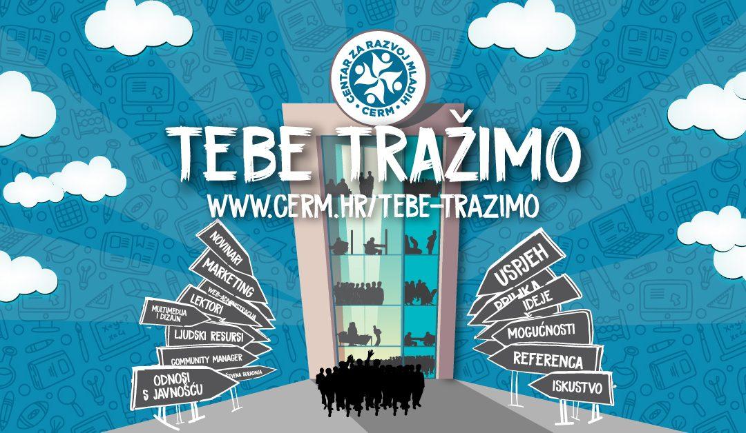Prijavi se na praksu CERM-a