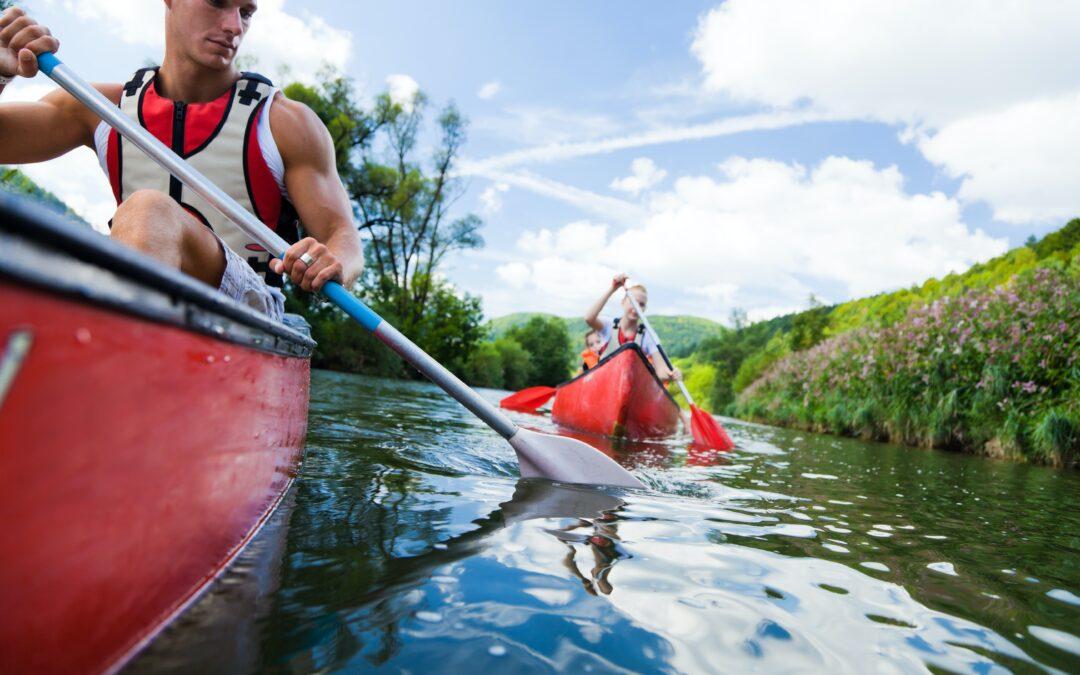Prijavi se na trening outdoor edukacije i kajakarenja