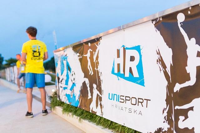 Postani volonter na UniSport HR natjecanju