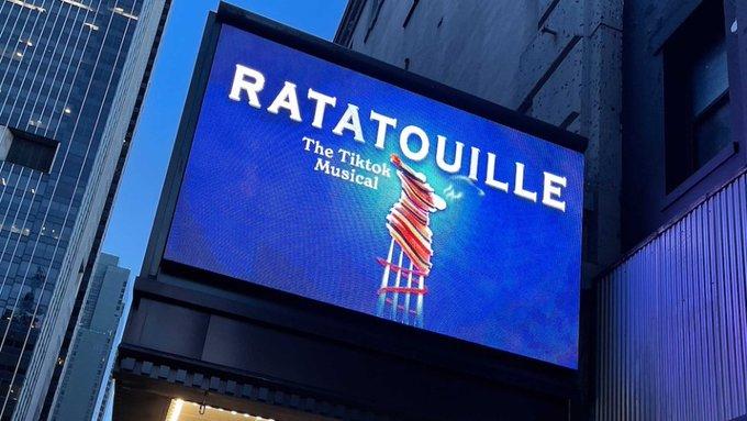 Disneyev Ratatouille kao mjuzikl