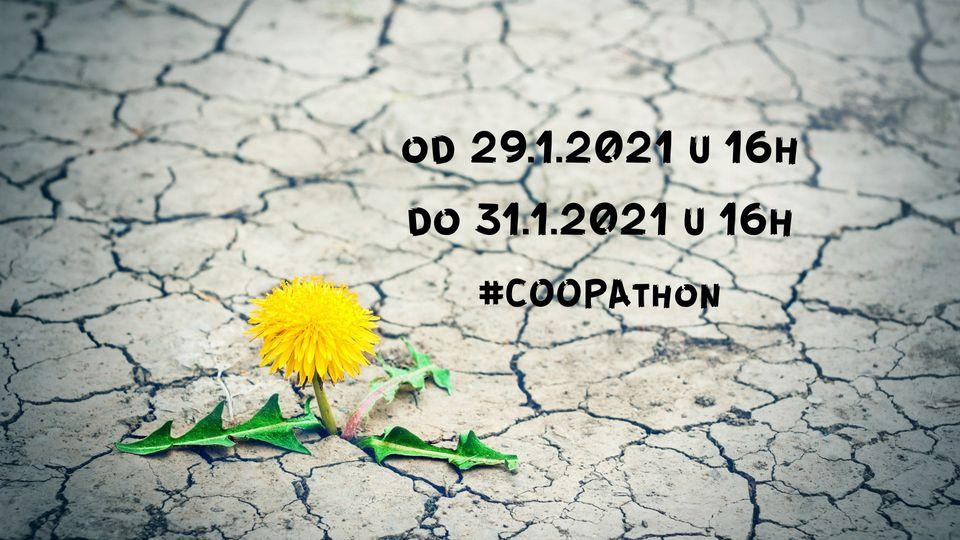 Prijavi se na online COOPAthon
