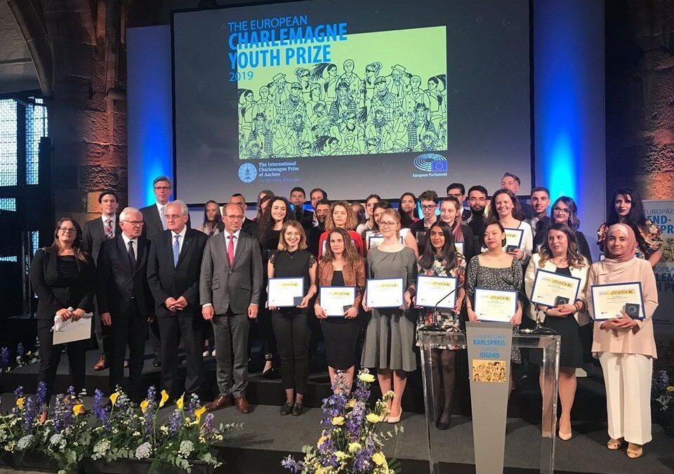 Dodjeljuje se europska nagrada za mlade Karlo Veliki