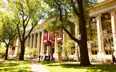 Osvoji stipendiju na Harvardu